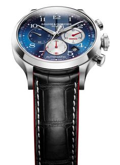 Flash News - The Baume et Mercier Capeland Shelby Cobra Limited Edition