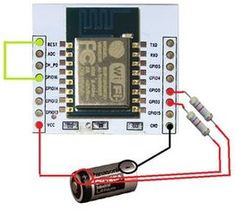 Esp8266 Arduino, Arduino Uno, Hobby Electronics Store, Electronics Projects, Electronics Gadgets, Diy Audio, Esp8266 Projects, Double Desk, Pro Tip