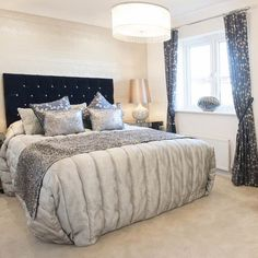It S Easy To Achieve A Pristine Showhome Look In Your Bedroom Just Add Lots Of