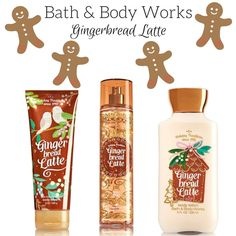 bath and body works christmas 2016 | The new, limited edition Bath & Body Works Gingerbread Latte has ...