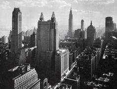 Phoenix Legend: vvolare: New York by Rem Koolhaas