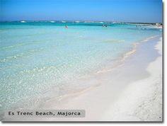 Looking forward to a visit at Es-Trenc-beach this summer