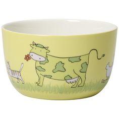#FarmAnimals cereal bowl | Villeroy & Boch