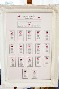 Match your wedding stationery with your seasonal wedding theme