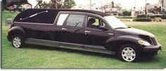 Most people wouldn't be caught dead in a PT Cruiser... Lol :)