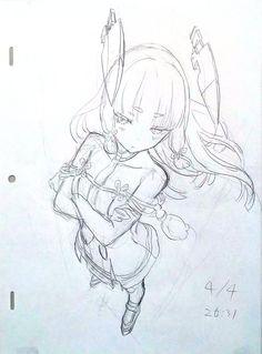 Learn To Draw Manga - Drawing On Demand Anime Drawings Sketches, Anime Sketch, Manga Drawing, Figure Drawing, Manga Art, Cute Drawings, Perspective Art, Poses References, Drawing Reference Poses
