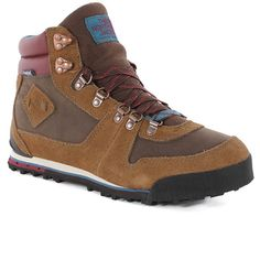 The North Face Back To Berkeley 68 Boots - Demitasse Brown