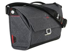 The most amazing bag ever? I think so... just bought one of each color!  https://www.kickstarter.com/projects/peak-design/the-everyday-messenger-a-bag-for-cameras-and-essen/description  This is a bag I designed over the last year with Peak Design. Come see more!