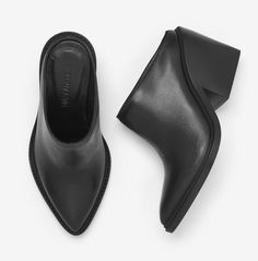perfect mules. Mule by Helmut Lang