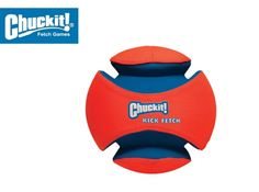Kick Fetch Dog Toy by ChuckIt!   Coupaw