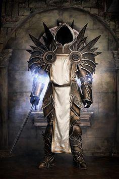 Fantastic fantasy costume