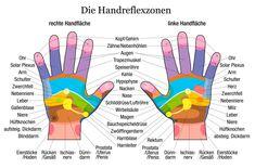 Jeder Abschnitt an Fingern und der Handfläche repräsentiert bestimmte Körperregionen. Wer sie kennt, kann sie optimal stimulieren. Jetzt gratis downloaden