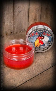 Rumble59 - Schmiere - Pomade wasserbasiert - hart by Rumble59 - Made in Germany #rumble59 #schmiere #pomade #rockabilly #50s #elvistolle