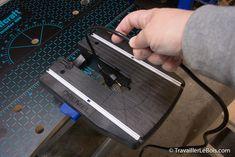 La scie à chantourner Dremel Moto-Saw | TravaillerLeBois.com Accessoires Dremel, Dremel Saw