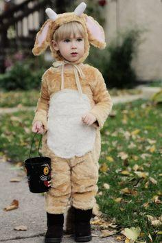The Gruffalo's Child Handmade DIY Halloween Costume