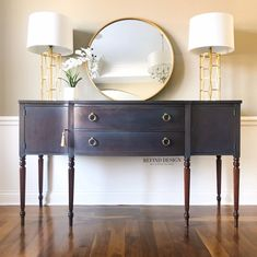Dining Room Sideboard, Modern Sideboard, Vintage Furniture, Painted Furniture, Deco Furniture, Refurbished Furniture, Furniture Projects, Rustic Serving Trays, Selling Antiques
