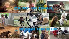 As rational satanists, we hold the very spark of life in children and animals close and protect them.