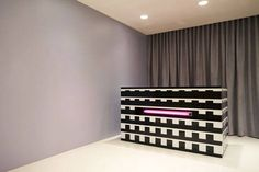 Kensiegirl footwear showroom design