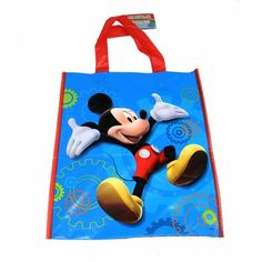 Mickey Mouse Clubhouse Party Tote