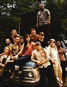 Photo of the Cast from season 1