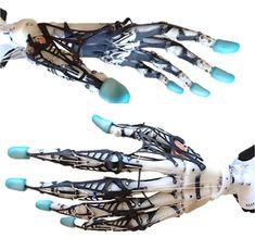 인간의 손 그대로 모방한 로봇손 -테크홀릭 http://techholic.co.kr/archives/49278