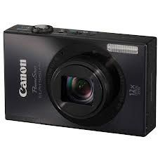 Canon Ixus 500 Black Worth Rs.14,995 now Only for Rs.8211 - CouponRani