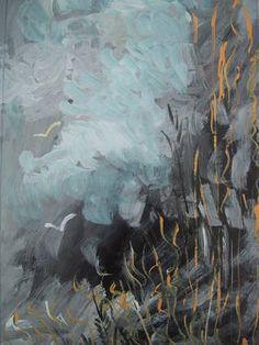 "Saatchi Art Artist Roberto Corso; Drawing, ""Winter"" #art"