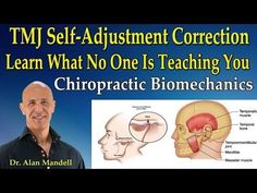 TMJ Self-Adjustment Correction! Learn What No One Is Teaching You - Dr Mandell - YouTube