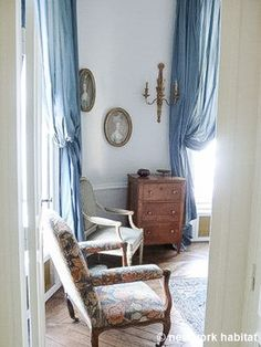 Back to the old world in #Paris http://www.nyhabitat.com/paris-apartment/furnished/4522 #rental #apartment