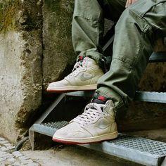 17e4d296aac2 Nigel Sylvester x Nike Air Jordan 1 Jordan 1