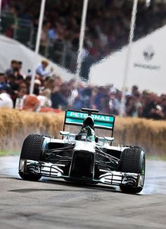 Mercedes F1, Festival of Speed 2015 Goodwood