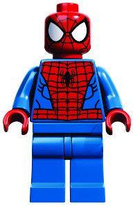 Lego Spider Man WALL STICKER lego spider man wall by Hatsbyalyssa, $65.00