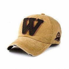 e828051ad3b Men Women Baseball Cap Trucker Cap Sport Snapback Washed Hip-hop Adjustable  Hat  CoolHats