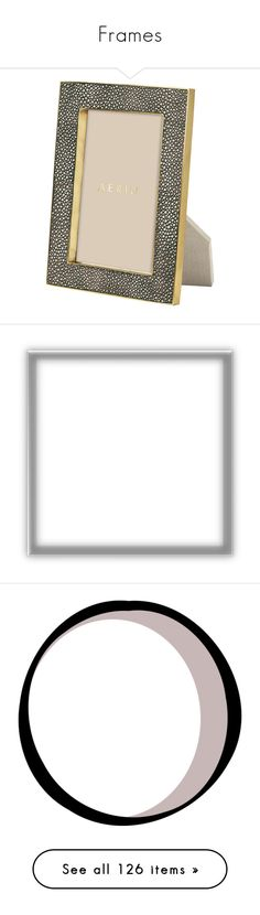 """""""Frames"""" by lustydame ❤ liked on Polyvore featuring home, home decor, frames, brown, brown frames, dark brown picture frames, 4x6 frames, 4x6 picture frames, brown picture frames and backgrounds"""