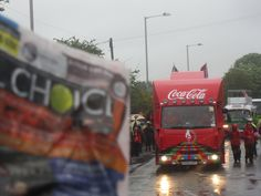 the Coca Cola Lorry (and our July Local Choice!)