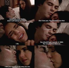The Vampire Diaries: Damon & Elena 2x22
