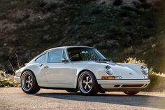 """Singer Vehicle Design, """"The Miami Car"""""""
