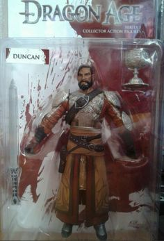 sorry dude, you gotta stay in your box. Grey Warden, Dragon Age Series, I Gen, Action Figures, Fangirl, Mint, Gray, Box, Fictional Characters