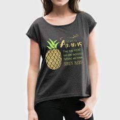 MoonWorks Herren Spruch T-Shirt Bevor Ich Mich Jetzt Aufrege Isses Mir Lieber Egal Fun-Shirt Lustig