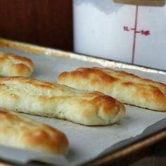 Olive Garden-Style Gluten-Free Bread Sticks Recipe