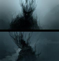 shade - Mallum - Dark King in Orren's dreams #faerie