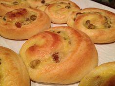 Breakfast in Bed(stuy) / Pain aux Raisins