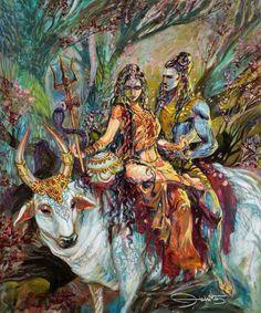 Shiv Parvati