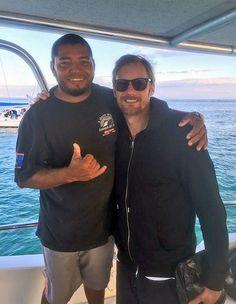 True Blood Superstar Alexander Skarsgard Vacationing in Belize