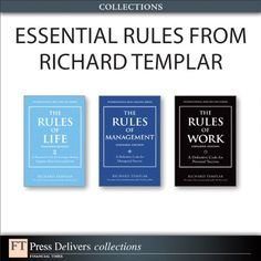 The rules of love by richard templar a must read book for people of free book essential rules from richard templar a collection of titles by richard templar fandeluxe Gallery