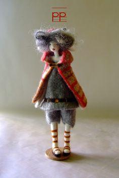 poupées paulette: Rosace, Lady sheepfold, Lady shepferdess, Scott & mc Cloud, Miss mystery, Sibylle.