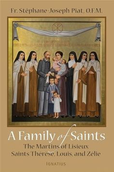 """God gave me a father and mother more worthy of heaven than of earth."" - Saint Thérèse of Lisieux. This family of saints, who lived in the late 1800s and early 1900s, might appear from their quaint photographs to have lived a relatively serene and smooth path to sainthood, untarnished by modern problems. But, as this book shows, the reality is quite the opposite."
