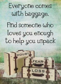Baggage via @tuliprim