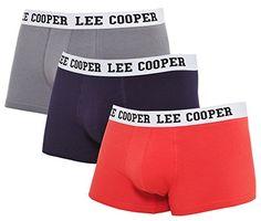 Lee Cooper Bóxer Ajustados - Pack de 3 Calzoncillos Para ... https://www.amazon.es/dp/B01J5VDROK/ref=cm_sw_r_pi_dp_aj6MxbMFNG3WR