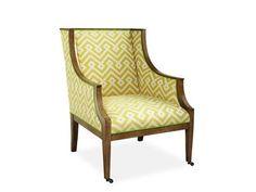 Lee Industries Chair 1208-01